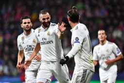 Real Madrid Viktoria Plzen Champions League 2018-2019