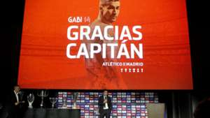 Gabi Fernandez Atletico Madrid