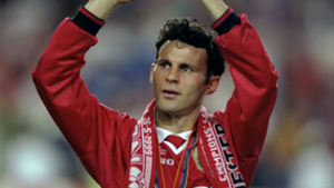Ryan Giggs Champions League Manchester United 1999