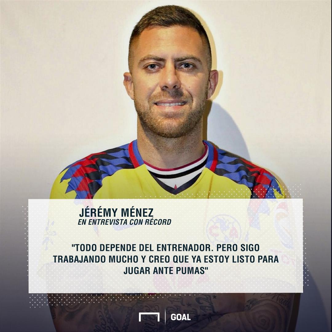 Jérémy Ménez América PS
