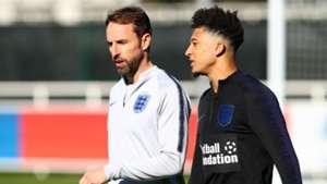 Gareth Southgate, Jadon Sancho, England, St George's Park, National Football Centre