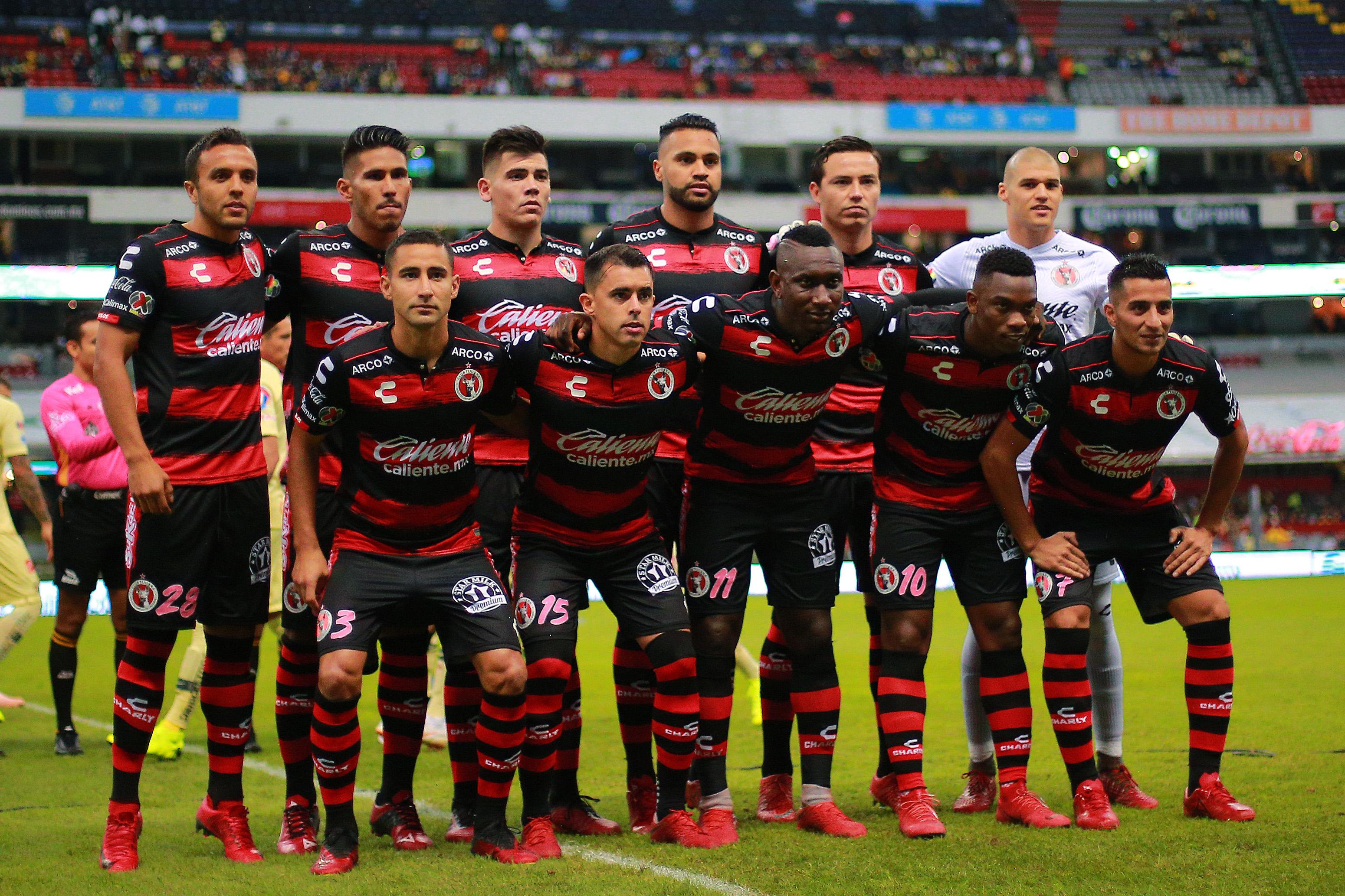 Tijuana Liga MX Apertura 2018