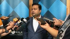 Kevin Ramalingam, CEO FMLLP, 02/05/2017