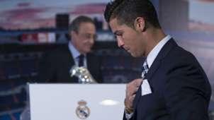 Cristiano Ronaldo florentino