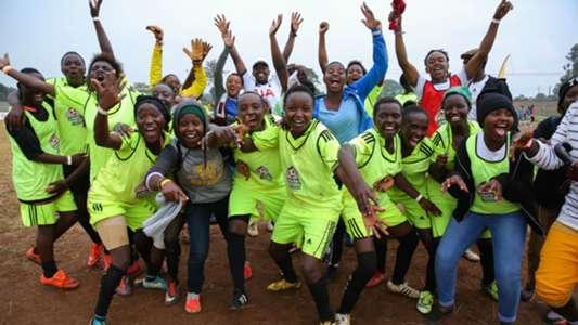 Chapa Dimba na Safaricom celebrations.