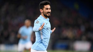 ONLY GERMANY // Ilkay Gündogan Manchester City