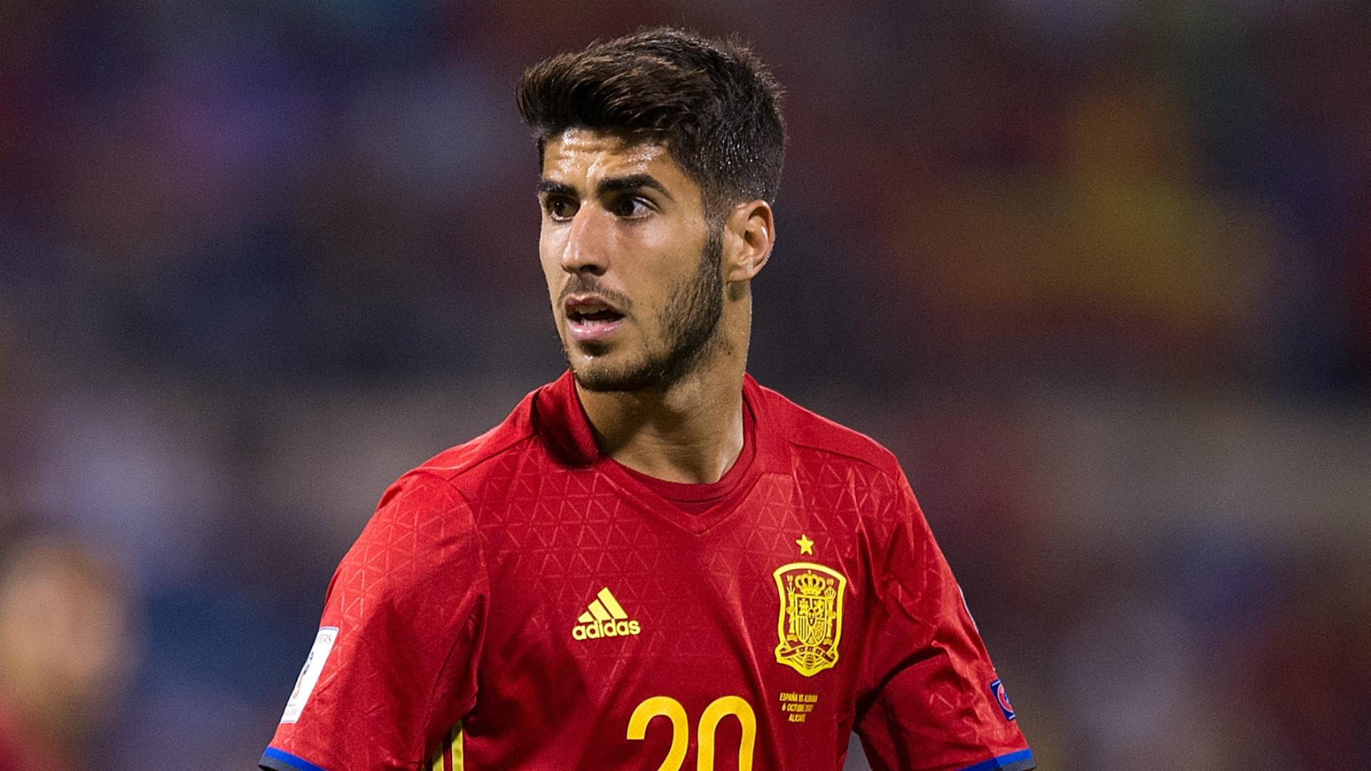 Marco Asensio Spain
