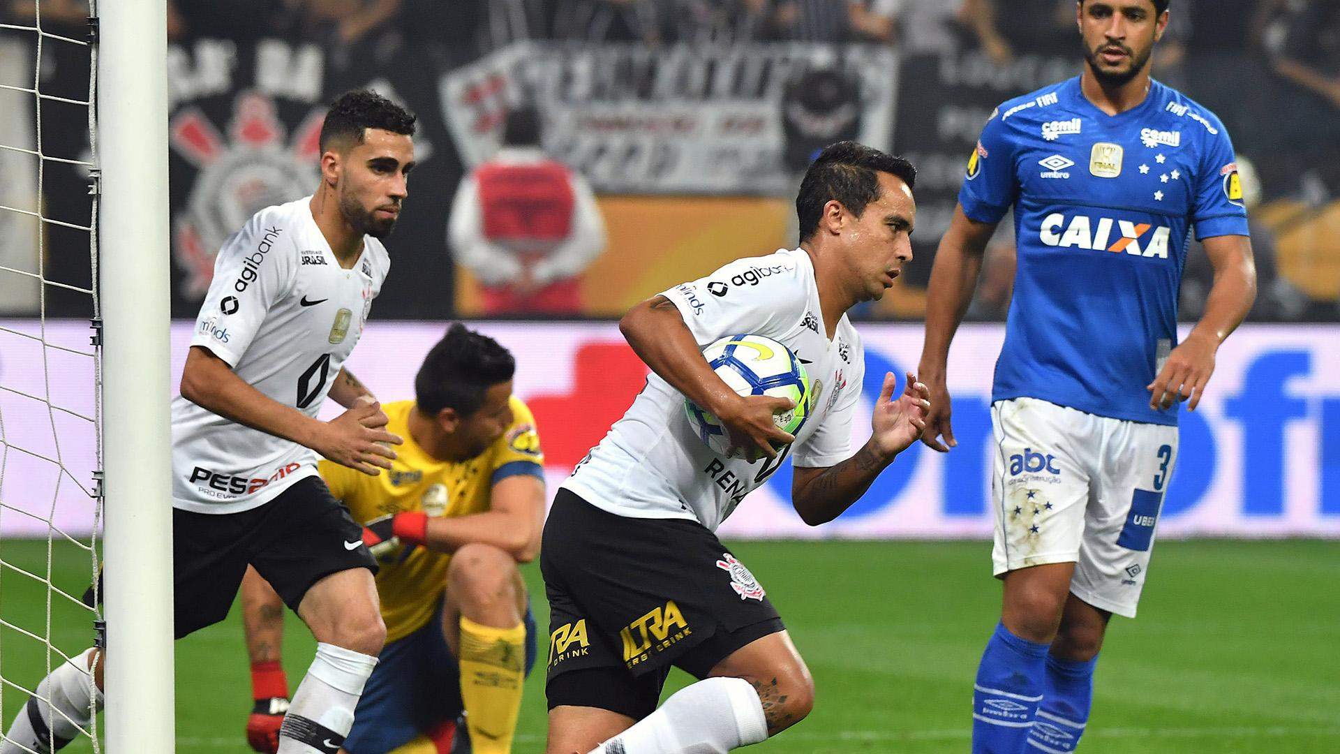 Jadson Corinthians Cruzeiro Copa do Brasil final volta 17102018