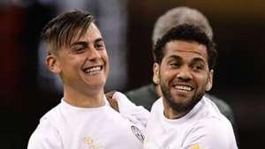 Paulo Dybala, Dani Alves, Juventus