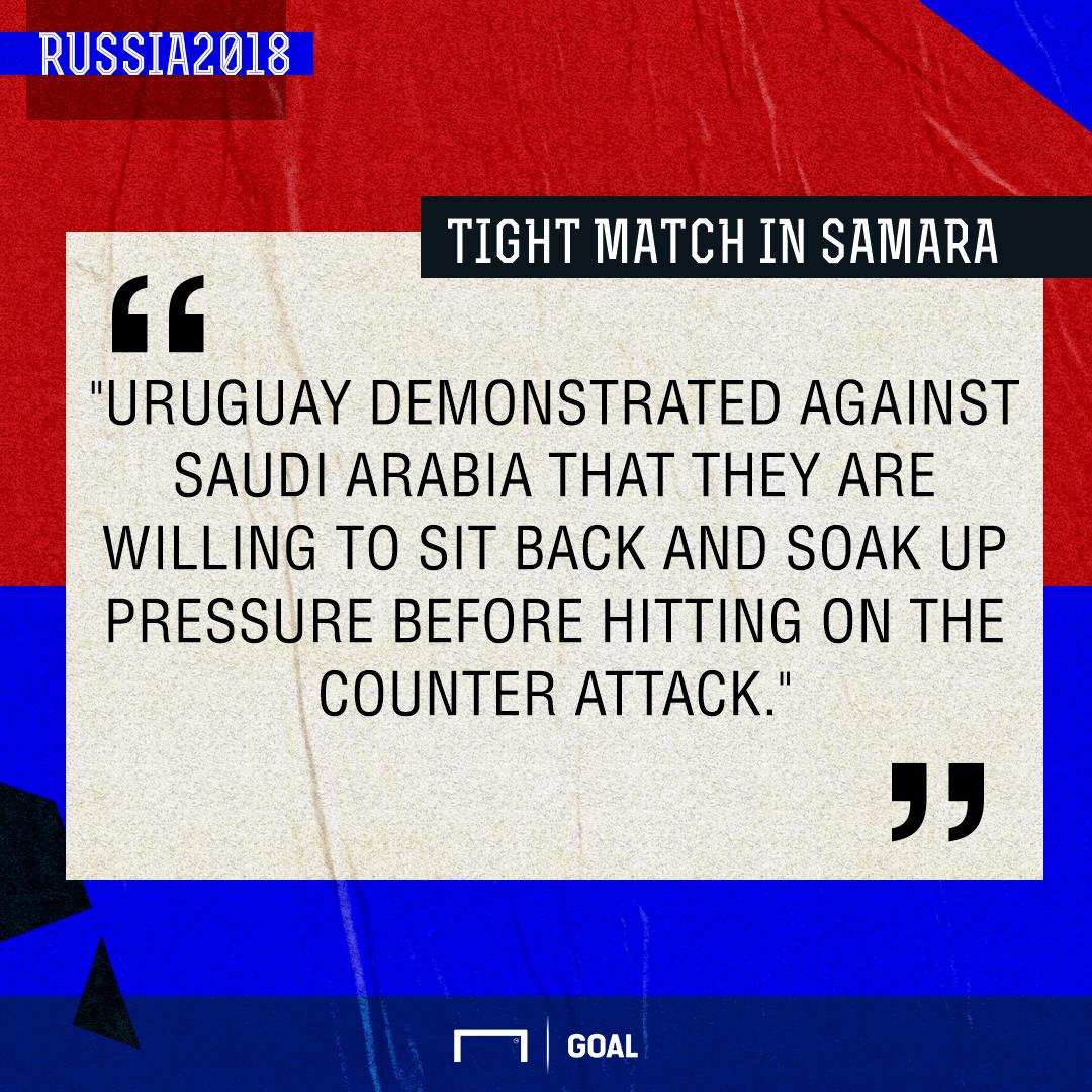 Uruguay Russia graphic