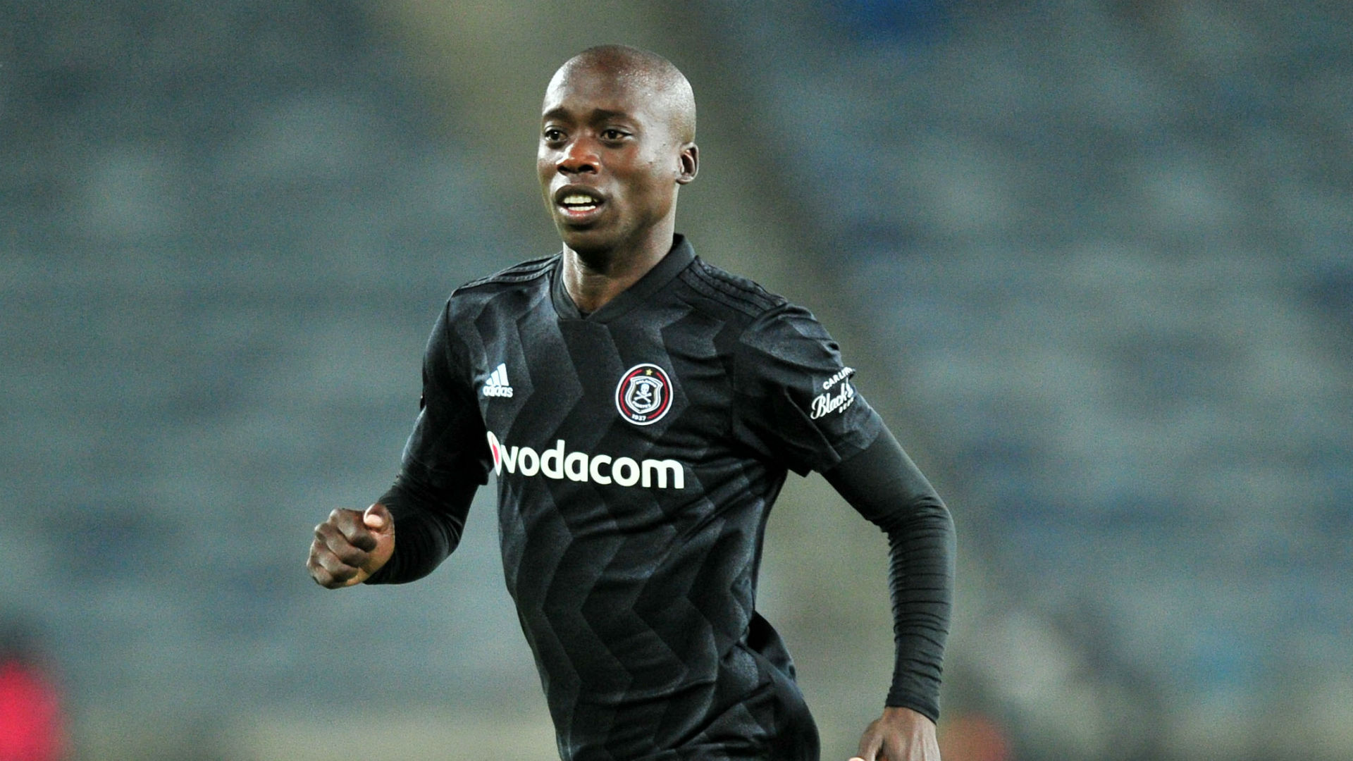 Ben Motshwari, Orlando Pirates, September 2018