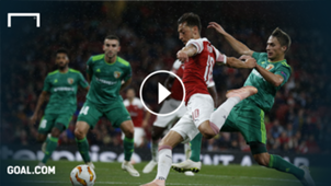 Arsenal highlights UEL özil