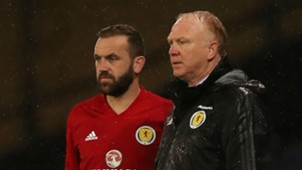 James McFadden Alex McLeish Scotland