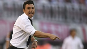 Marcelo Gallardo River Plate Superliga 05112017