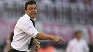 Marcelo Gallardo River Plate Superliga 05112017