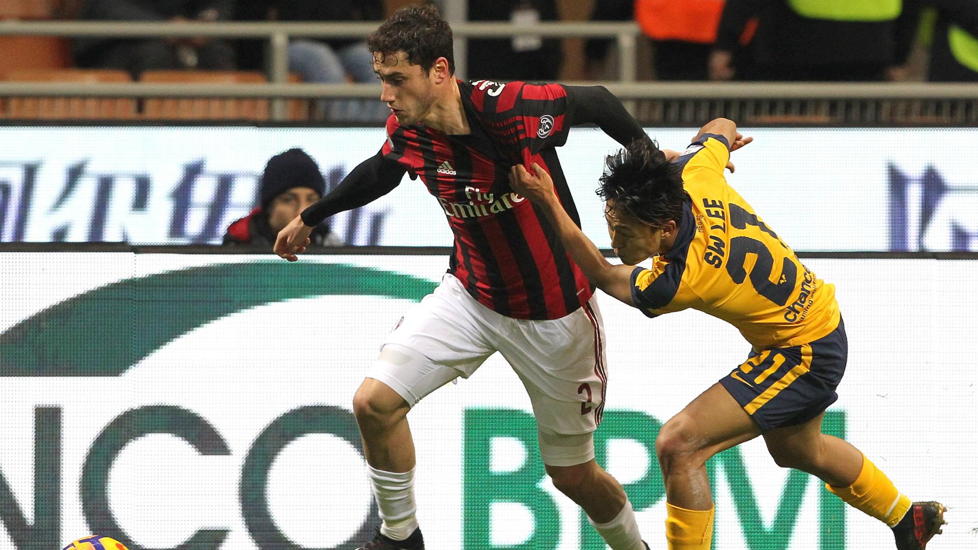 Ufficiale: Milan, Calabria rinnova fino al 2022