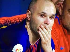 Iniesta Barcelona Copa del Rey