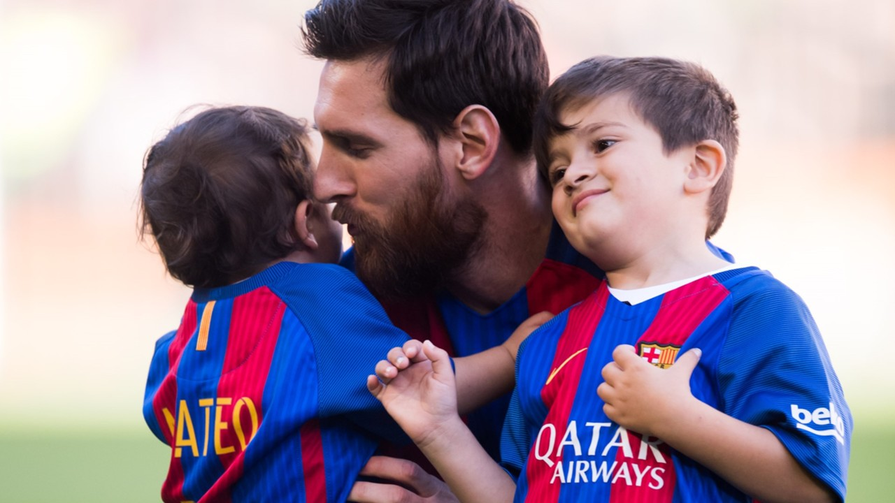 Image result for messi as a child