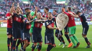 FC Bayern München Meister 07042018
