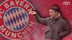 GFX Niko Kovac FC Bayern München