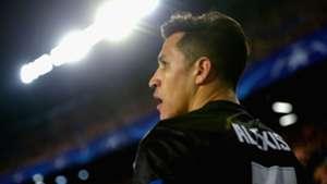 Alexis Sanchez Sevilla Manchester United UCL 21022018