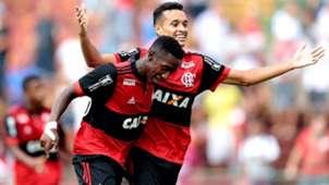 Flamengo Copa SP 25 01 18