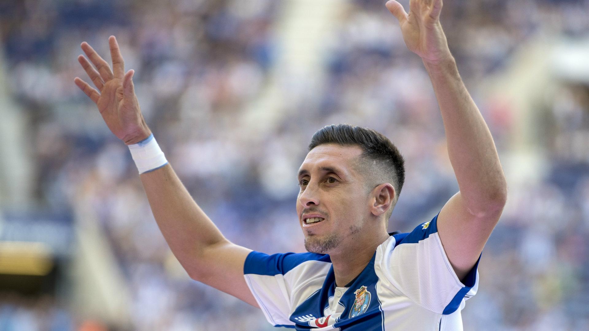 Héctor Herrera Porto 070918