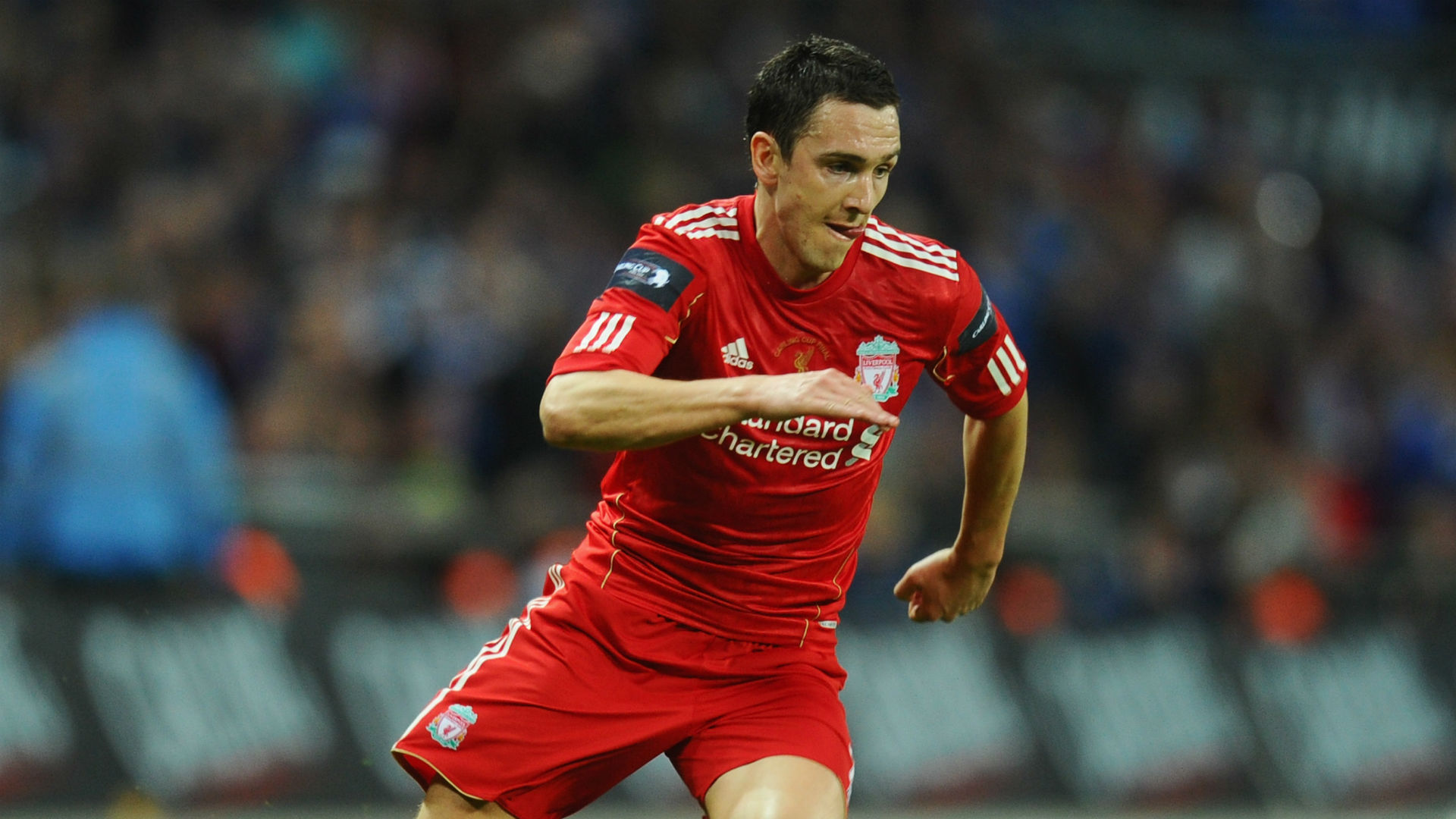 Stewart Downing, Liverpool
