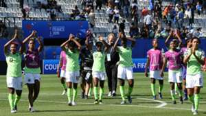 Nigeria and South Africa improve in Fifa Women's World Rankings