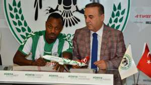 Abdou Razack Traore Konyaspor
