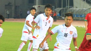 Myanmar U-19