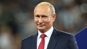 Putin Russland 15072018