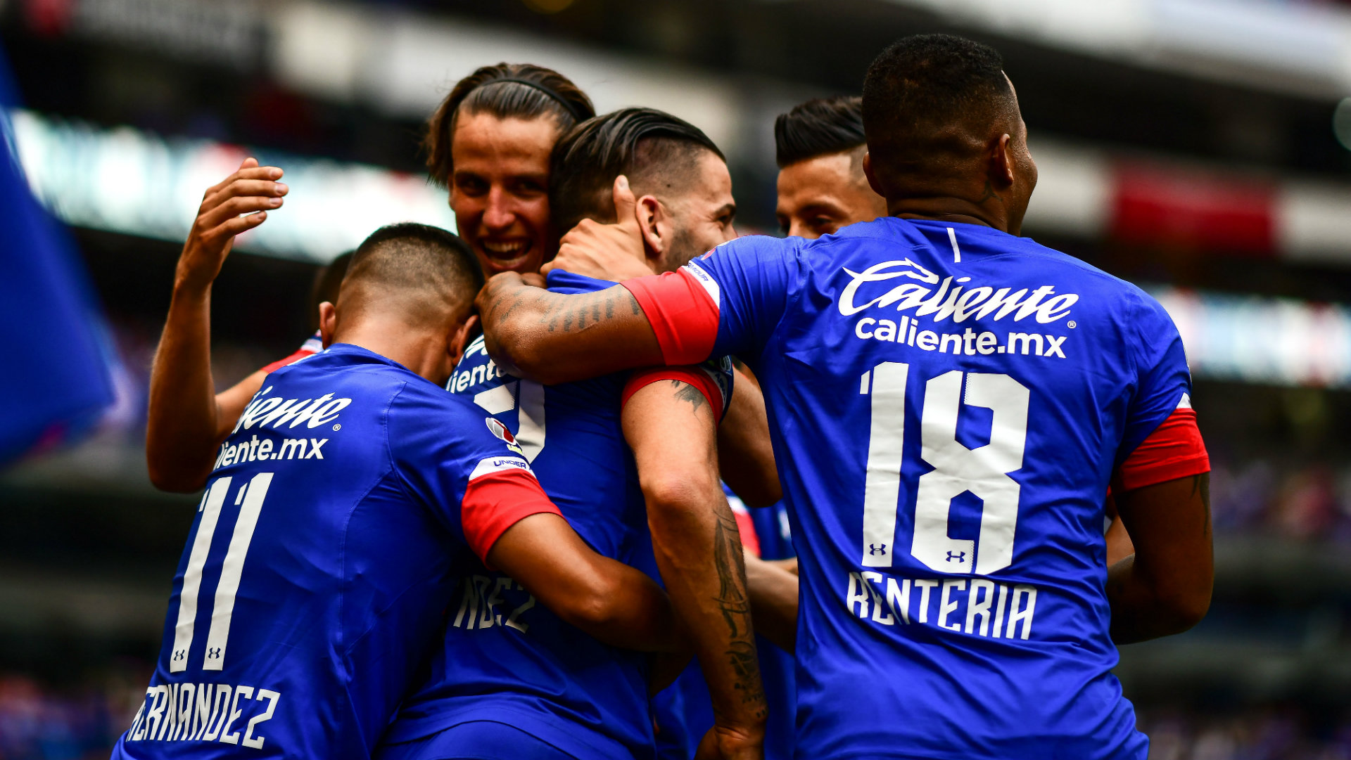 Cruz Azul Apertura 2018 301018