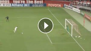 Oscar Shangai Penalty Missed Video Play