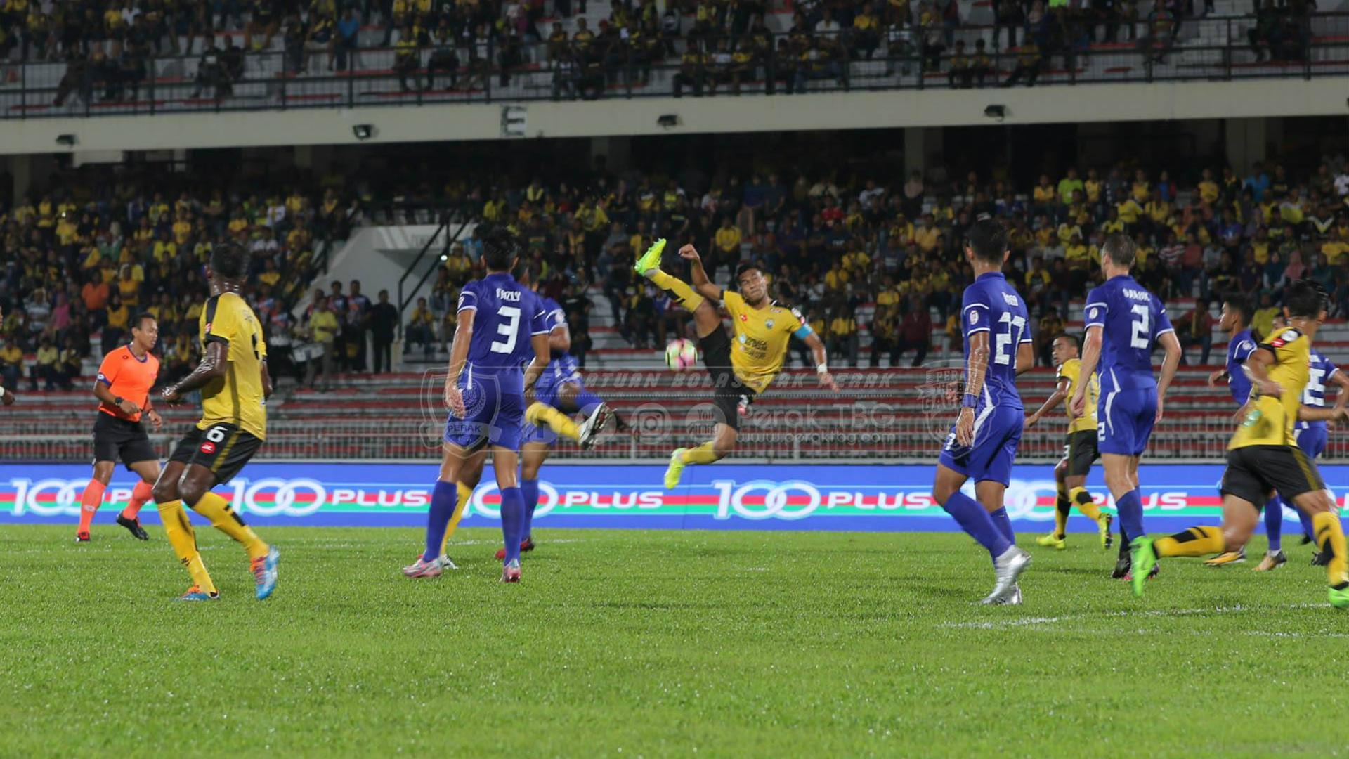 Perak, Felda United, Malaysia Cup