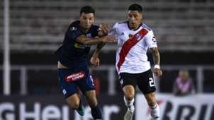 Enzo Perez River Alianza Lima Copa Libertadoes Grupo A Fecha 4
