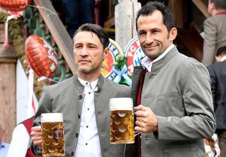 Bayernovci tugu utapaju u alkoholu: Kovač i Braco izveli igrače na Oktoberfest