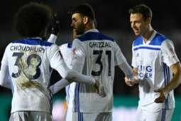 Rachid Ghezzal , Leicester City