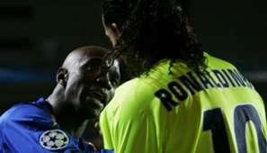 Makelele & Ronaldinho