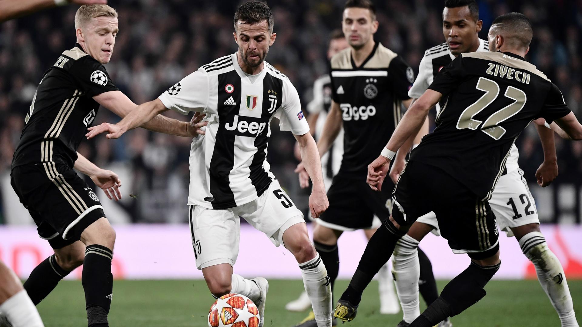 Miralem Pjanic Juventus 04162019