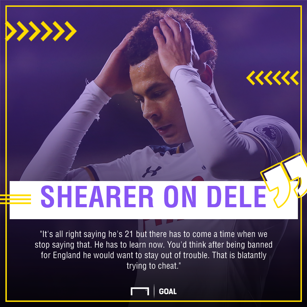Shearer Dele Alli PS