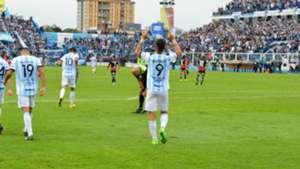 Fernando Zampedri Atletico Tucuman San Lorenzo Primera Division Argentina 16042017