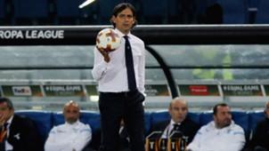 Simone Inzaghi Lazio Zulte Waregem