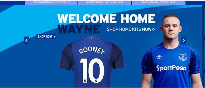 Rooney kit no