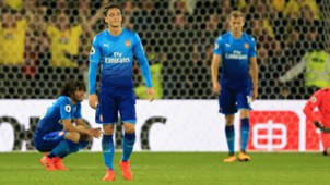 Mesut Özil FC Arsenal Watford