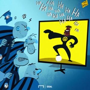 Michy Batshuayi cartoon