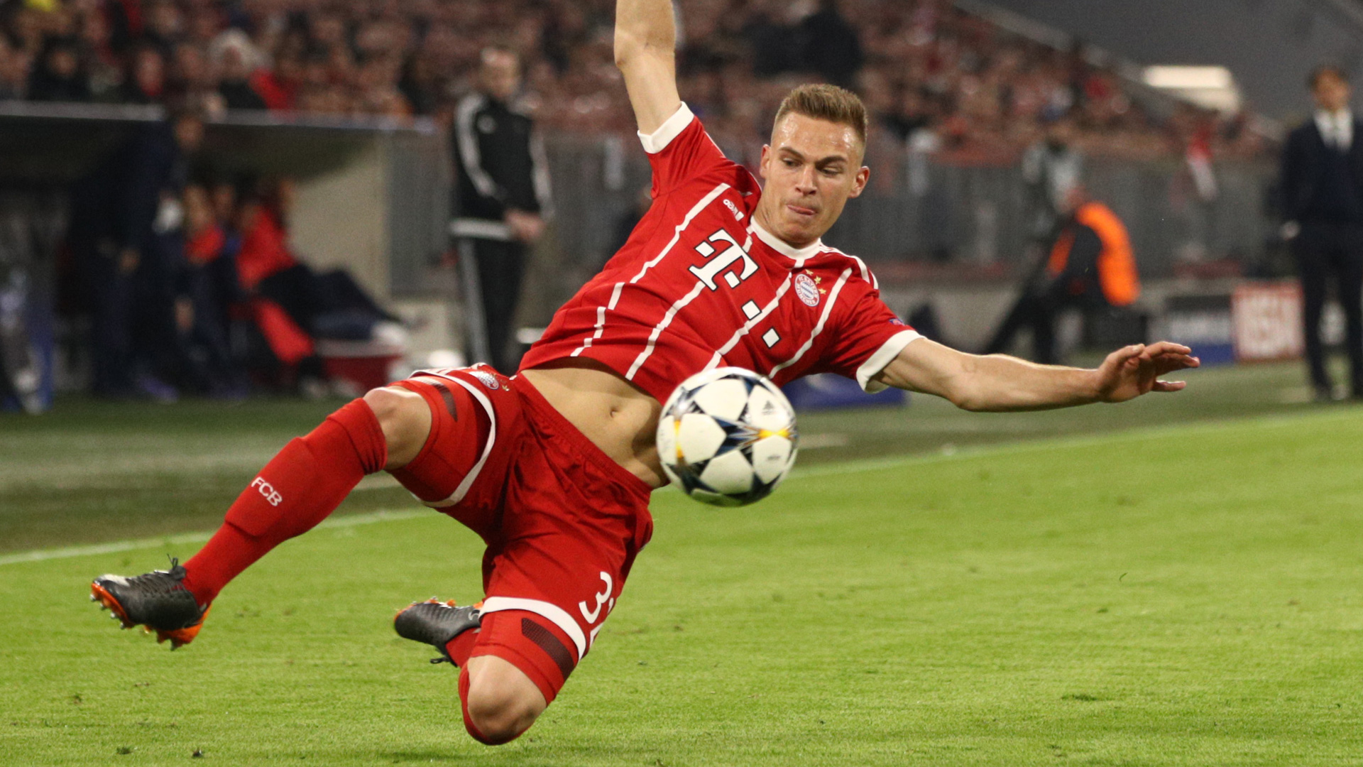 Joshua Kimmich FC Bayern Champions League