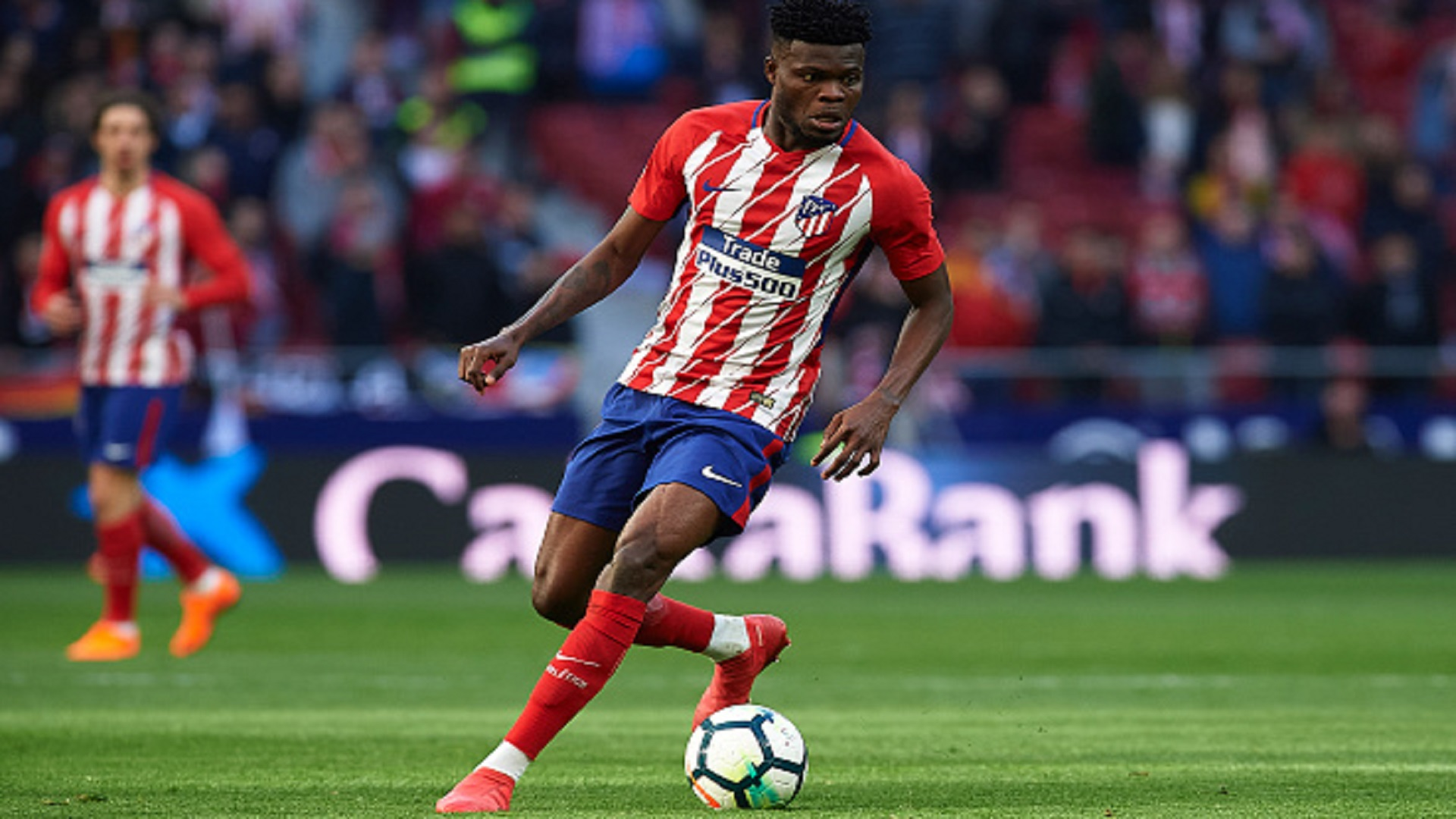 Tanko rooting for Ghana duo Asamoah and Partey in Uefa Champions League group stage