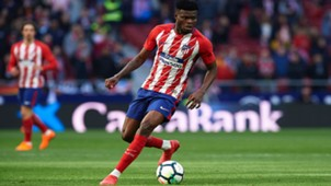 Thomas Partey Atletico Madrid