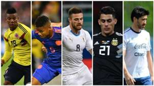 Boca convocados gira Mundial